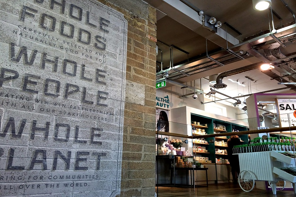 Fulham Broadway Whole Foods