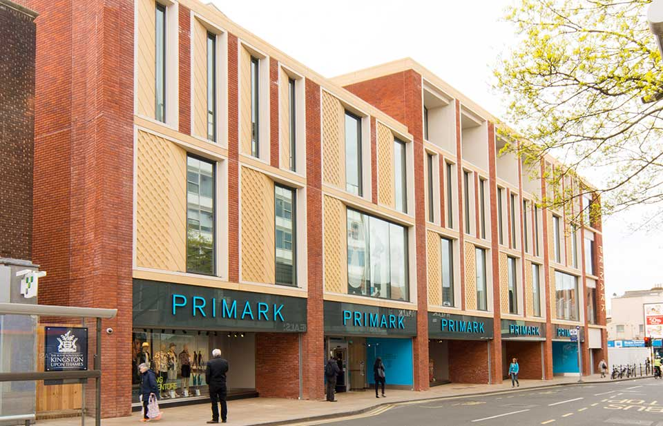 RG Group Kingston Primark