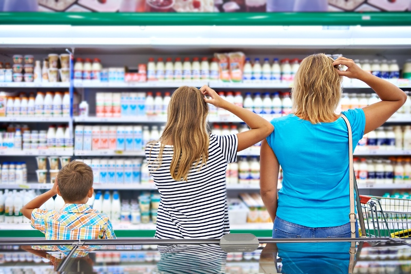 The changing UK food retail industry and its impact on