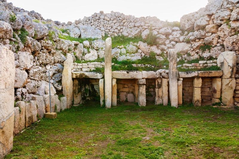 Stone Age Building