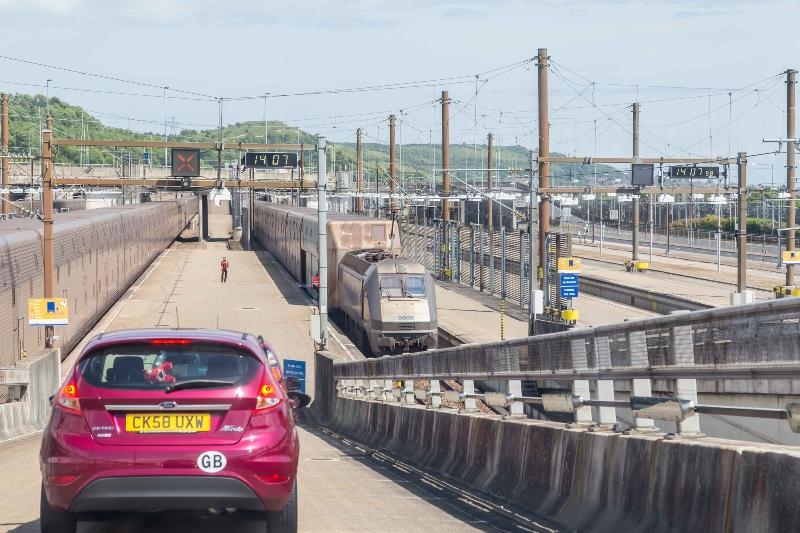 Channel Tunnel Crossing