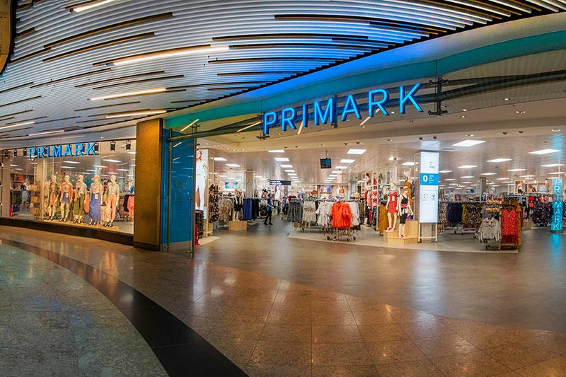 RG Group Primark Meadowhall