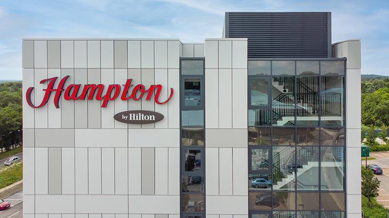 RG Group - Hampton by Hilton