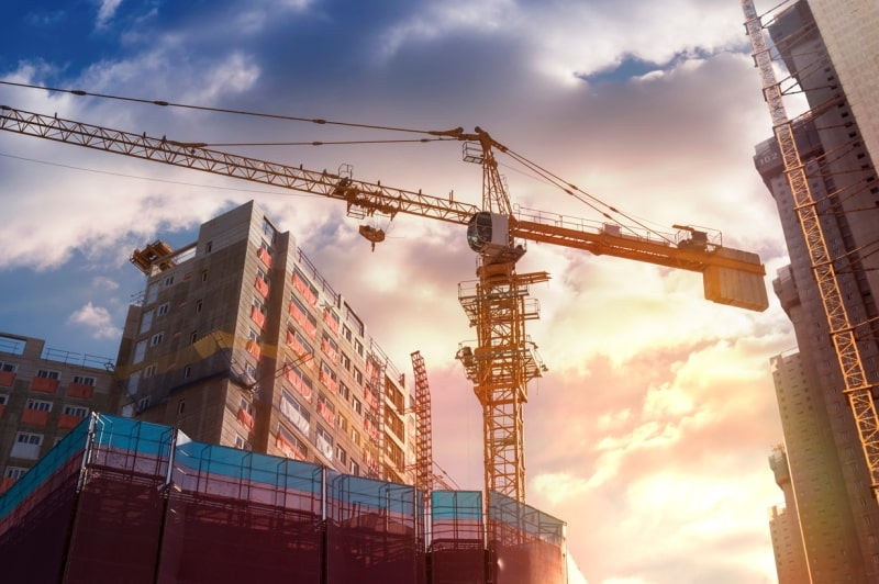 Construction predicted to reap a 13.7 per cent rise despite Material Shortages