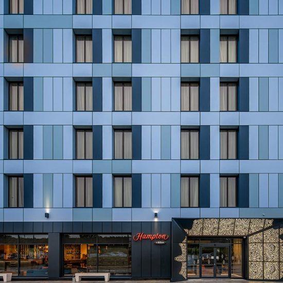 RG Group Hampton by Hilton Handy Cross